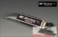 502 Abteilung ABT-090 - Industrial Earth (Oil Color)