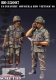 Bravo 6 35007 - US Infantry Officer & RTO, Vietnam '68 (1/35)