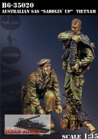 "Bravo 6 35020 - Australian SAS ""Saddlin' Up"", Vietnam '68 (1/35)"