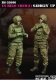 Bravo 6 35096 1/35 US Helo Crew (1) Saddlin' Up