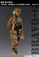 Bravo 6 35104 1/35 Soviet Soldier with Panzerfausts, 1943-45