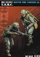 Bravo 6 35307 1/35 USMC - Around The Corner (3)