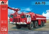 A&A Models AAM7219 1/72 AA-70 Airport Firefighting truck