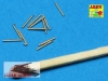 Aber 1/700 L-10 Set of 12 pcs 140 mm barrels for Hood