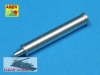 Aber 48L12 Russian 152,4 mm M-10S tank barrel for KV-II (1/48)