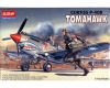 Academy 12456  (1655) - Curtiss P-40B Tomahawk (1/72)