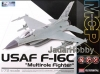 Academy 12541 1/72 F-16C Multirole Fighter