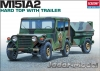Academy 13012 M152A2 Hard Top with Trailer (1/35)
