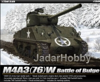 Academy 13500 1/35 M4A3(76)W Battle of Bulge