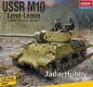 Academy 13521 1/35 USSR M10 Tank Destroyer 'Lend Lease'