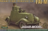 Ace 48107 1/48  FAI-M Armoured Car