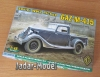 ACE 48105 1/48 GAZ-M-415 pickup