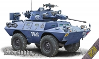 Ace 72430 1/72 V-150 Commando Car (20mm or 90mm gun)