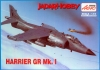 Aeroplast 90002 1:72 Sea Harrier FRS Mk.1