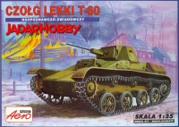 Aeroplast 90008 1:35 Soviet T-60 Light Tank