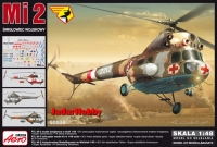 Aeroplast 90038 1/48 Mi-2 Army Version