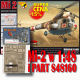 Aeroplast 90038 1/48 Mi-2 Army Version w/Part S48160 Special Offer