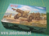 AFV Club AF35160 M2A1 US WW2 105mm Howitzer & Carriage M2 (1/35)