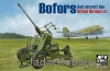 AFV Club AF35187 1/35 Bofors British QF 40mm Mk III Anti-Aircraft Gun Late Type