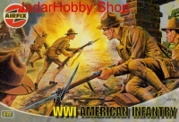 Airfix 00729V 1/76 WWI American Infantry