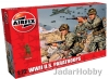 Airfix 00751 1/72 WWII U.S. Paratroopers