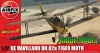 Airfix 01025 De Havilland DH.82a Tiger Moth (1/72)