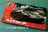 Airfix 01316V T-34 (2in1) T-34/76 or T-34.85 (1/76)