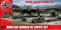 Airfix 05330 1/72 WWII RAF Bomber Re-Supply Set