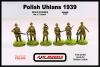 AJM Models F72-001 1/72 Polish Uhlans 1939 (6 figurek)