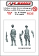 AJM Models F72-003 1/72 Polish Uhlan with Browning and Uhlan with Mauser (2) (2 fig)