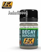 AK Interactive AK0675 Decay Deposits for Abandoned Vehicles (35ml)