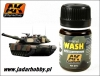 AK Interactive AK0075 NATO Tanks Wash (35ml)