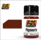 AK Interactive AK0144 Burnt Rust Red Pigment (35ml)
