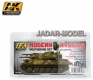 AK Interactive AK4160 MODERN RUSSIAN WEATHERING SET