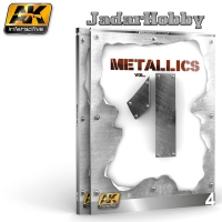 AK Interactive AK0507 Metallics Vol.1