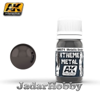 AK Interactive AK671 Xtreme Metal Metalic Smoke (30ml)