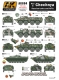 AK Interactive AK804 1/35 CHECHNYA War in Russian tanks and AFVs