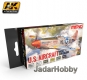 AK Interactive MC-812 U.S. aircraft metal skin ...