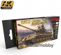 AK Interactive MC-813 WWII German vehicle ...
