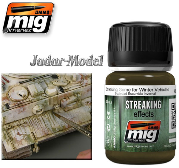 A.MIG-1205 Streaking Grime for Winter Vehicles (35ml)