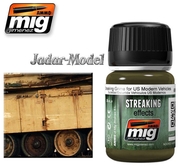 A.MIG-1207 Streaking Grime for US Modern Vehicles (35ml)