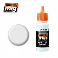 A.MIG-0024 Washable White Cammo (17ml)