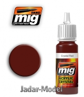 A.MIG-0093 Crystal Red (17ml)