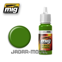 A.MIG-0096 Crystal Periscope Green (17ml)