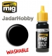 A.MIG-0104 Washable Black (17ml)