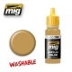 A.MIG-0106 Washable Sand RAL8020 (17ml)