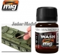 A.MIG-1005 - Dark Brown Wash for Green Vehicles (35ml)