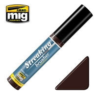 A.MIG-1252 Streakingbrusher Red Brown (10ml)