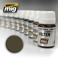 A.MIG-1502 Filter: Dark Grey for White (30ml)