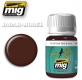 A.MIG-1605 PLW Dark Red Brown (35ml)